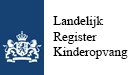Logo Landelijk Register Kinderopvang